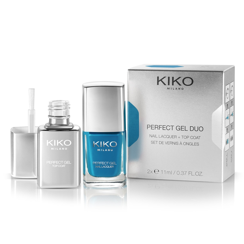 KIKO smalti Perfect Gel Duo
